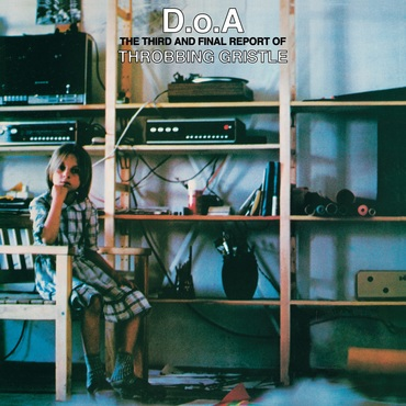 Throbbing gristle doa fronts
