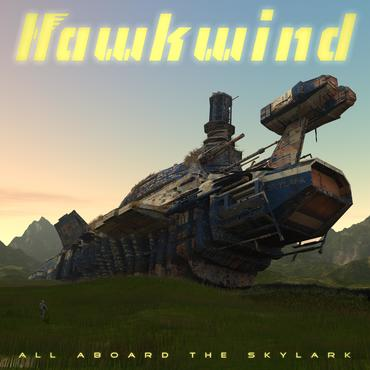 Hawkwind all aboard the skylark