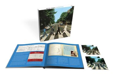 The beatles abbey road super deluxe 3d product shot
