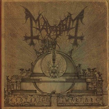 Esoteric warfare %28ltd. ed gold vinyl gatefold 2lp%29