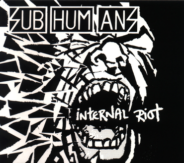 Subhumans - Internal Riot - CD