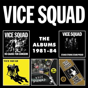 Vice squad box