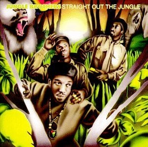 Jungle brothers  straight out the jungle