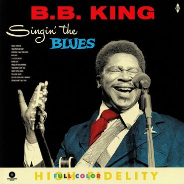 B.b. king   singing the blues