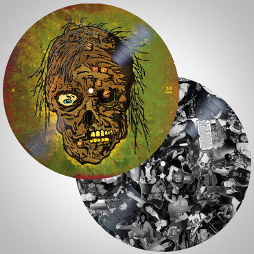 Repulsion horrified anniversary picture disc