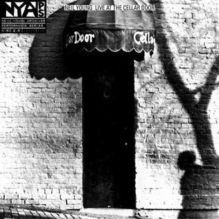 Live at the cellar door neil young