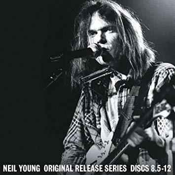 Official release series discs 8.5 12 neil young