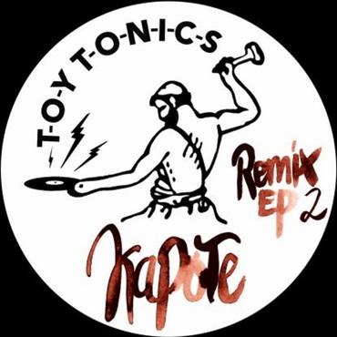 Kapote remix ep 2