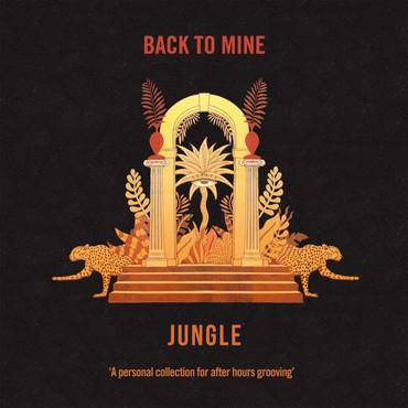 Jungle   back to mine   backcd030