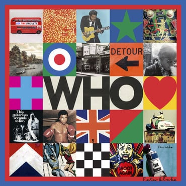 The who  who   artwork