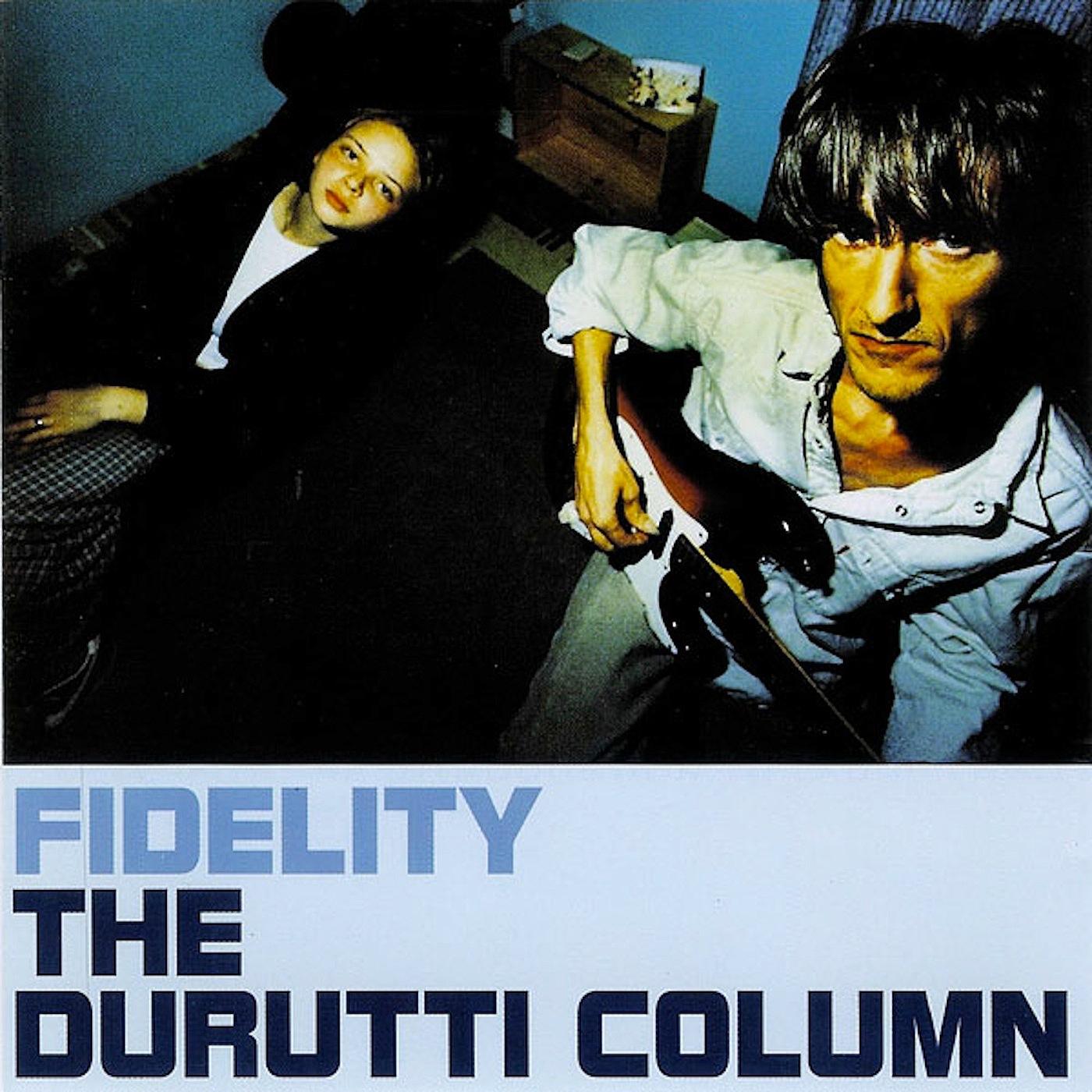 The Durutti Column - Fidelity - CD – Rough Trade