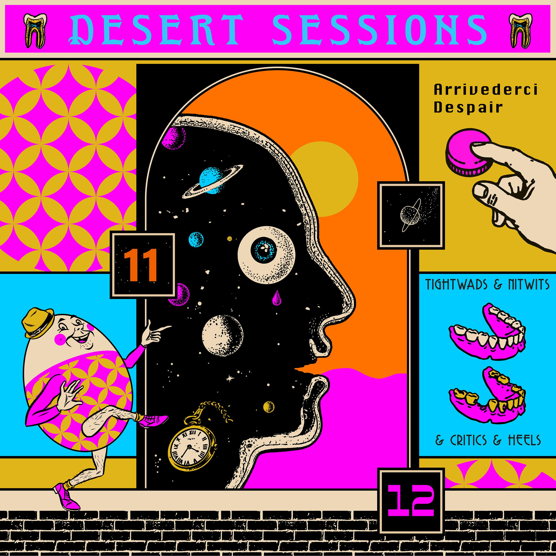 Image result for desert sessions vol 11