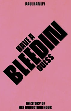 Have a bleedin guess cover