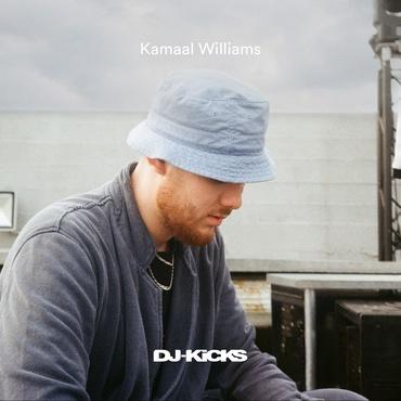Various artists kamaal williams   kamaal williams dj kicks   k7388cd