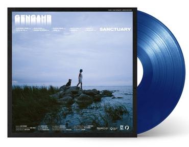 Gengahr   sanctuary   vinyl   blue %28small%29