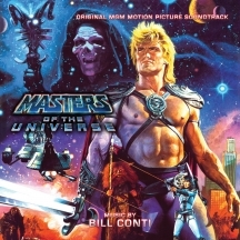 Masters of the universe  original mgm motion picture soundtrack