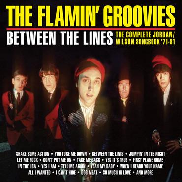 Flamin' groovies   between the lines hi res