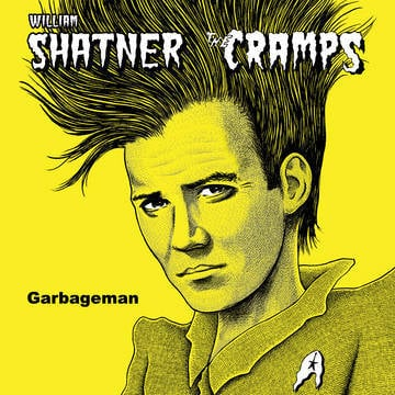 William shatner   the cramps