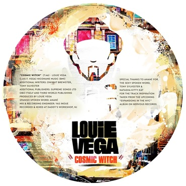 Louie vega   cosmic witch   a place where we can all be free   ner24704