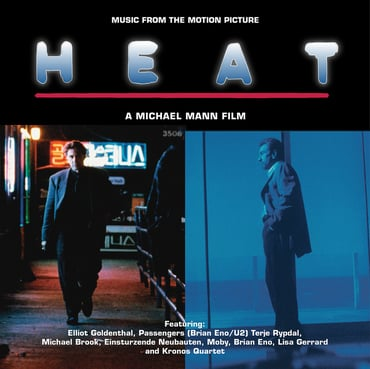 Heat   music from the motion picture