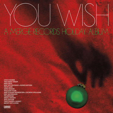 You wish  a merge records holiday album
