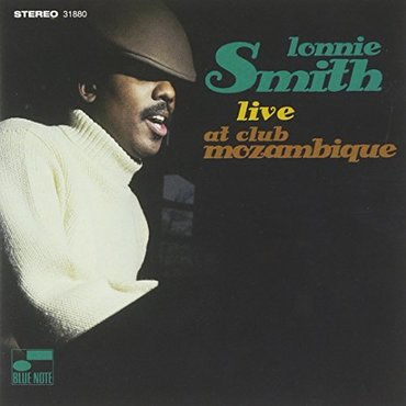 Lonnie smith live at club mozambique