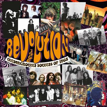 Revolution   underground sounds of 1968 various artists