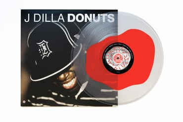 J dilla   donuts rt exclusive mockup