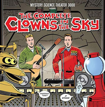 Mystery science theater 3000 %e2%80%94%22the complete clowns in the sky%22