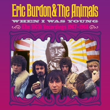 Eric burdon box