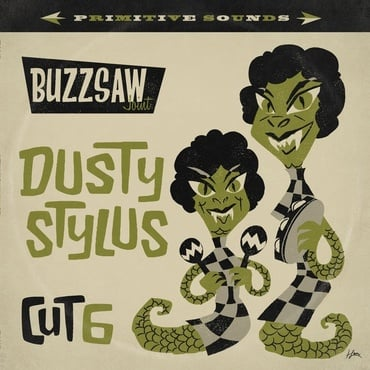 Buzzsaw joint  dusty stylus   cut 6