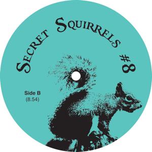 No. 08 secret squirrel