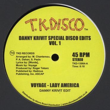 Special disco edits v1