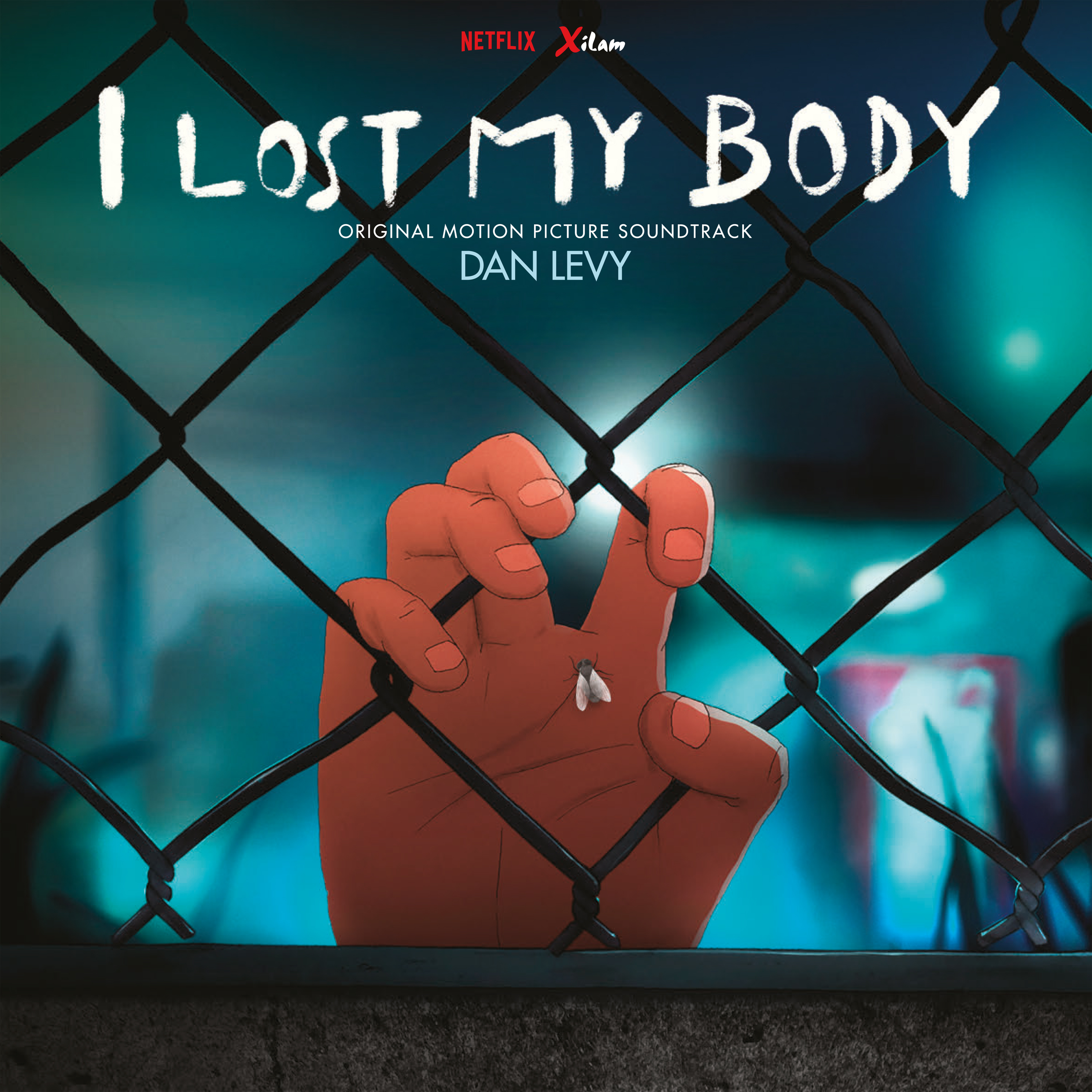 Dan Levy - I Lost My Body - Original Motion Picture Soundtrack - LPx2 –  Rough Trade