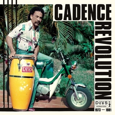 Various artists   cadence revolution disques debs international vol. 2   strut189cd
