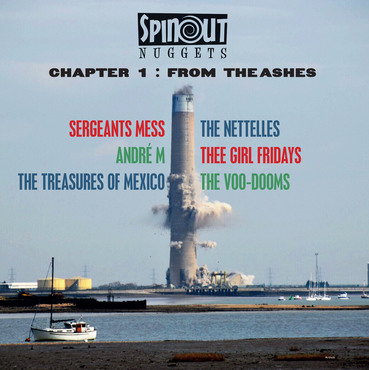 Sn012 chapter 1 lp front cover