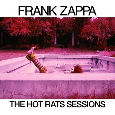 Frank zappa hot rats 50 cover