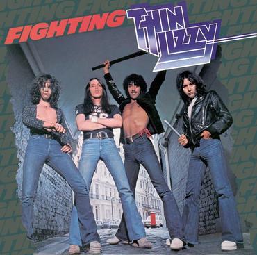 Thinlizzy fighting