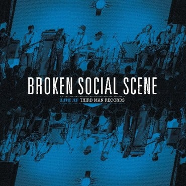 Broken social scene live at third man records lp 90404 1