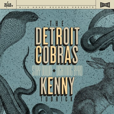The detroit cobras  kenny tudrick stay away lightning byrd