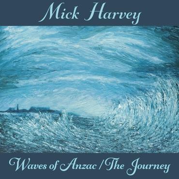 Art mick harvey waves of anzac the journey s