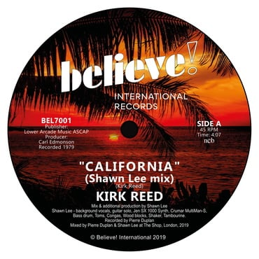 Kirk reed california