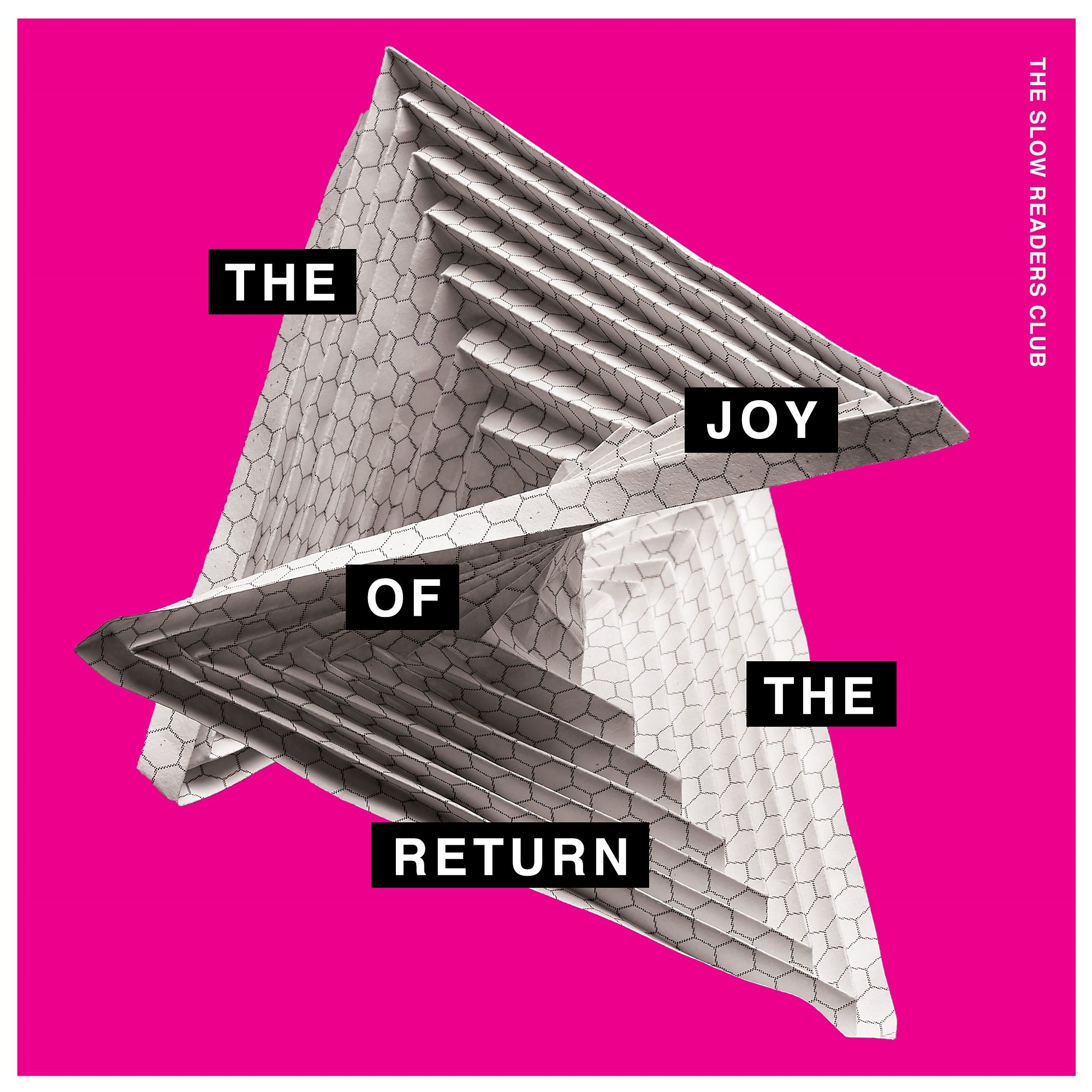 The Slow Readers Club - The Joy of the Return - LP – Rough Trade