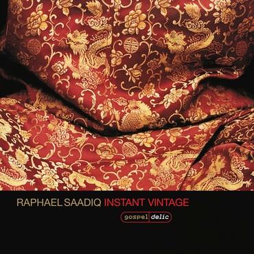 Raphael saadiq   instant vintage lp