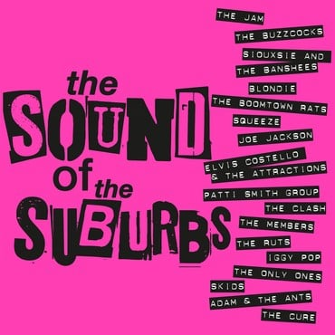 Sound of the suburbs lp packshot