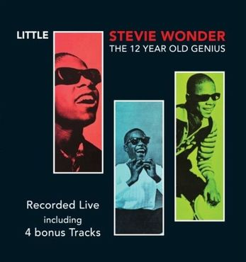 Little stevie wonder   12 year old genius