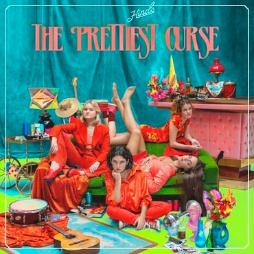 Hinds   the prettiest curse   lucky139cd