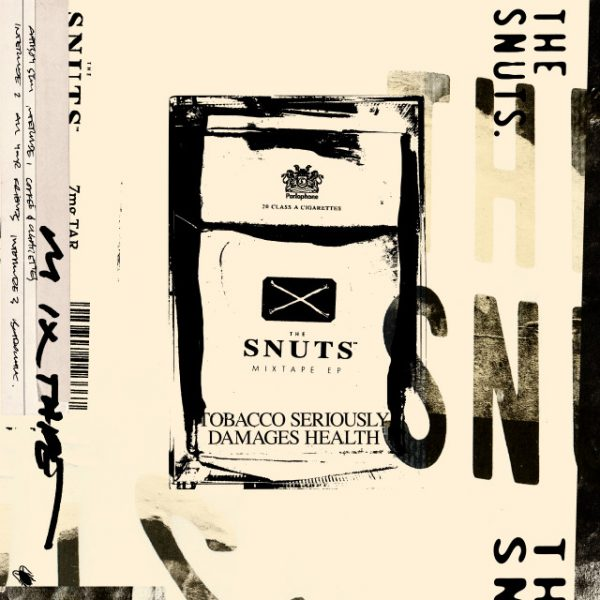 The Snuts - Mixtape EP - CD – Rough Trade