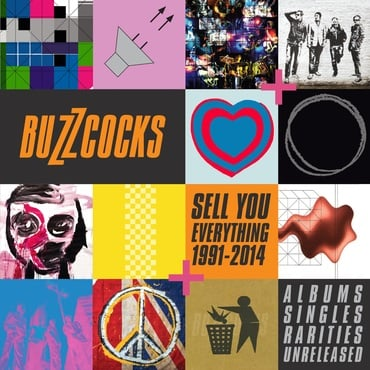 Buzzcocks sell you everything 8cd box