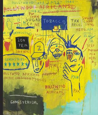 Writing the future  basquiat and the hip hop generation